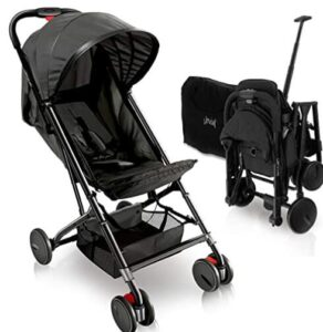 small foldable stroller for air