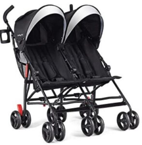 best twin folding travel stroller