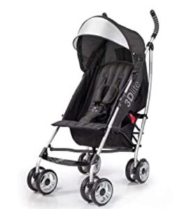 foldable stroller for travel