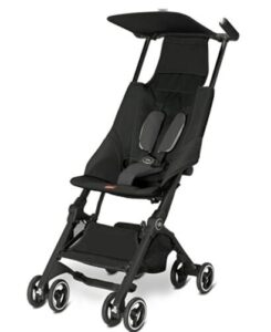 fold up travel stroller