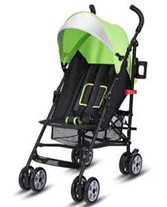 compact stroller for outdoors