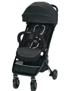 compact stroller for airplane