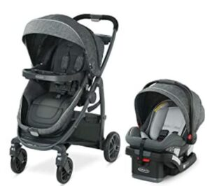 car seat stroller with bassinet