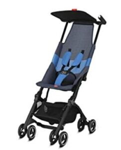 compact fold up stroller