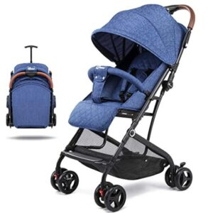 compact foldable stroller