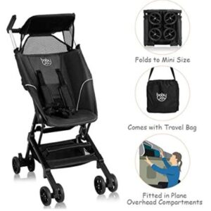 best folding strollers for travel