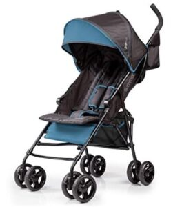 compact folding strollers with canopy