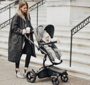 compact portable strollers for outdoor