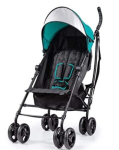most compact folding stroller