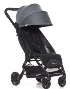 compact foldable strollers with one hand