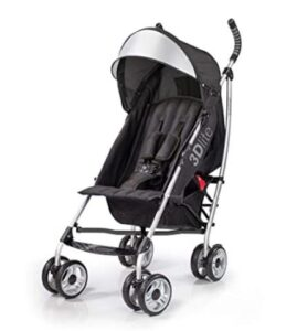 guides of lightweight compact strollers