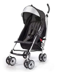 compact folding strollers