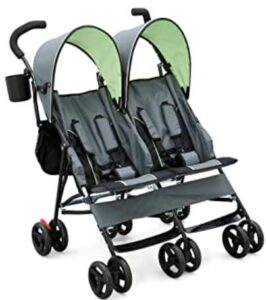 compact foldable strollers with canopy