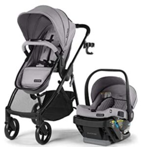 compact strollers with car seat combo