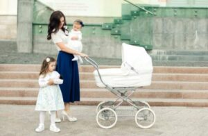 bassinet strollers for napping
