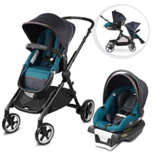 best strollers with car seat combo