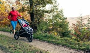 all terrain strollers with lightweight design