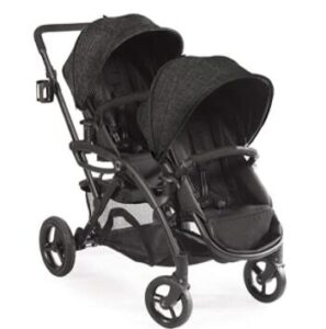 tandem strollers with bassinet option