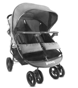 side by side lightweight strollers