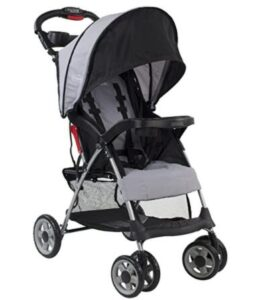 lightweight compact strollers for outdoors