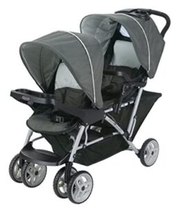 double umbrella strollers with bassinet