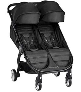large double strollers with bassinet option