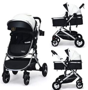 comfortable lightweight bassinet strollers for napping