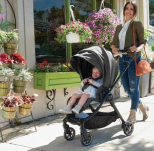 best compact lightweight city strollers