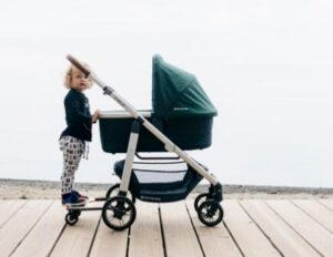 bassinet strollers with umbrella