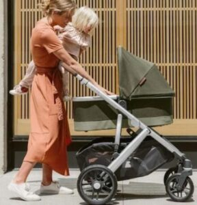 compact bassinet strollers